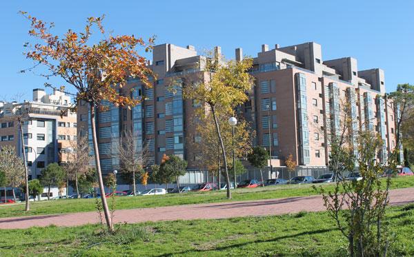 Edificio Canfranc